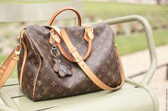 The Beautiful Speedy Bandoulière From Louis Vuitton