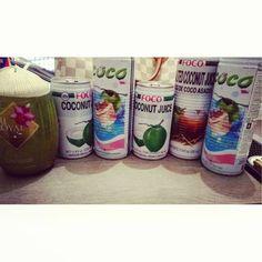 #addiction #addicted #happy #lifecouldbeworse #drinks #dosen #yummie #sippin #kokusnusswasser #kokusnuss #coco #coconut #coconutwater #coconutjuice #coconutjuicewithpulp #sucht