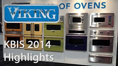 Viking Range Highlights from KBIS 2014