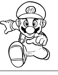 Printable Mario Coloring Pages Ideas For Kids. There are many cartoons for children where one of them is the Super Mario. You can take the Mario coloring pages Online Coloring Pages, Cartoon Coloring Pages, Coloring Pages To Print, Coloring Book Pages, Printable Coloring Pages, Coloring Pages For Kids, Kids Coloring, Easter Coloring Sheets, Easter Colouring