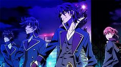 "K Project"" Return of the King Season 2 Episode 1 available on Hulu"