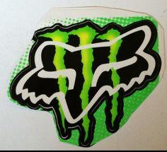 fox racing and monster energy logo | large.jpg?1376192008