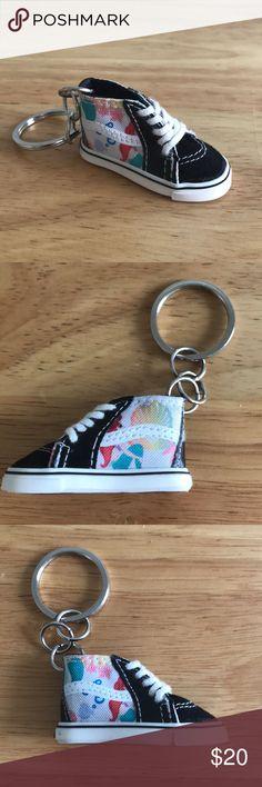 612cdae0b0 Rare Vans Disney Ariel Little Mermaid Keychain Rare Vans Disney Ariel  Little Mermaid Shoe Keychain
