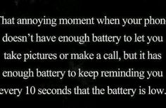 Most annoying moment ever