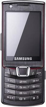 Samsung S7220 Ultra b - Bar ahead of the moment
