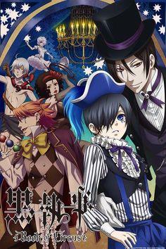 Kuroshitsuji: Book of Circus (TV Series 2014- ????)