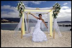Carmel Weddings In Beach Wedding Arch Borgia Marriage