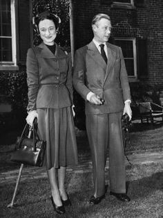 the Duke and Duchess - nice photo