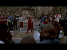Beat Street movie trailer, 1984.    Features the Hip-Hop culture of the early 1980s with break dancing, DJing, and Graffiti
