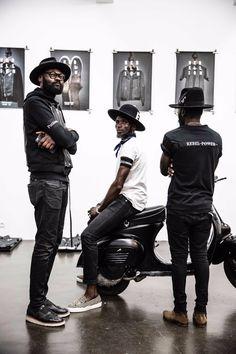 artcomesfirst: Art Comes First x Marche Noir ...
