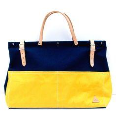 Me + Arrow Canvas Weekender/Utility Bag Canvas Weekender Bag, Tote Bag, Fashion Handbags, Fashion Bags, Women's Fashion, Ballet Bag, Yellow Purses, Cheap Designer Handbags, Popular Shoes