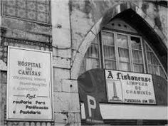 Resultado de imagem para Lisboa antiga