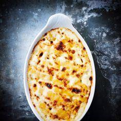 Gratin de macaronis par Paul Bocuse