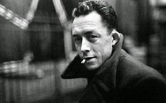 Henri Cartier-Bresson's photograph of the Nobel Prize winning writer Albert Camus is one of Bresson's most famous images. Taken in the good folks of Montpellier, France decided to display it outside their new médiathèque,… Henri Cartier Bresson, Citation Albert Camus, Albert Camus Quotes, Letters Of Note, Plus Belle Citation, Writers And Poets, Life Quotes Love, Nice Quotes, Wisdom Quotes