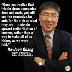 Trickle-Down Economics Must Die. Long Live Grow-Up Economics