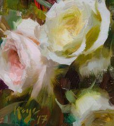 Rose study Daniel Keys
