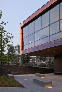 John W. Olver Transit Center, Zero Net Energy Building | Charles Rose Architects; Landscape Architect: GROUNDVIEW | Archinect