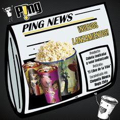 #ELibrodelaVida #estrenos #lanzamientos #pingsolutions