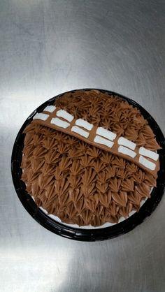Chewbacca cake #star