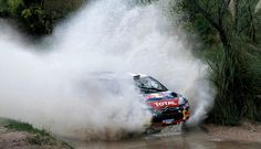 Citroen\'s dominate the New Zealand World Rally Championship #motorcycle #cars #race