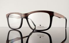 Gold & Wood Eyeglasses B16.3 //