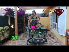 Anti Cellulite, Rebounding, Total Body, Exercise, Gym, Youtube, Sports, Healthy, Beauty
