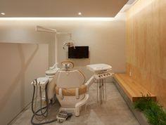 ライオン橋歯科医院 Dental Design, Clinic Design, Medical Health Care, Kitchen Design, Park, Room, Image, Ideas, Home Decor