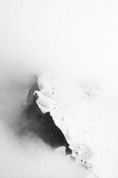 Verschneide Bergkette #berge #mountains #felsen #landschaft