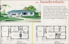 1960 Liberty Ready Built Home - The Lauderdale