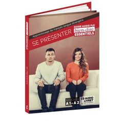 PRÉSENTER, SE, A1-A2. How do you address French people when you meet them for the first time? How do you introduce someone and yourself? What questions should you ask and what should you say about yourself, your job or your hobbies? Ref. number(s): FRE-335 (book) - FRE-112 (audio).