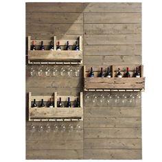 NECR Wine Wall
