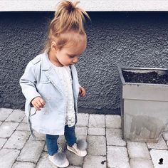 Pin by Junada on Kids and parenting Fashion Kids, Baby Girl Fashion, Toddler Fashion, Toddler Outfits, Zara Fashion, Cool Baby, Baby Kind, My Baby Girl, Baby Boys