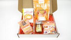 I Love Orange Gift Box