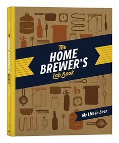 Look at this The Home Brewer's Lab Book Journal on #zulily today!