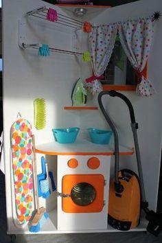 23 Clever DIY Christmas Decoration Ideas By Crafty Panda Preschool Rooms, Preschool Class, Dramatic Play Centers, Corner House, Tree Wall Decor, Montessori Toddler, Kids Corner, Christmas Decorations To Make, Children's Place