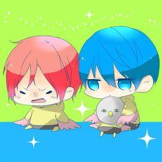 Free! Iwatobi Swim Club -Haruka and Rin ~~「★」by「悠夜」