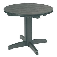 "Bay Isle Home Trinidad Dining Table Table Size: 33"" L x 33"" W x 33"" H, Finish: Green"