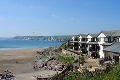 Apartment 2, Bigbury-on-Sea Devon #burghisland