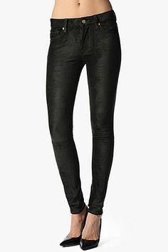 Marc Jacobs Black Leather Pleated Mini Skirt | Beauty & Style ...