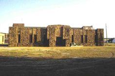 OKMULGEE ARMORY in Okmulgee County, Oklahoma.
