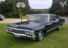 67 Impala .. Pure awesomeness