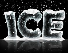 35 ps text effect tutorials -  How to Create an Ice Text Effect with Photoshop