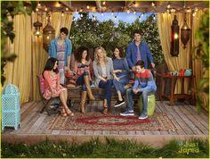 #TheFosters Season 3 Cast
