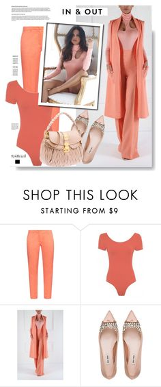 RickiBrazil.com: In&Out by hamaly on Polyvore featuring Weekend Max Mara, Miu Miu, ootd, blouse, pants and rickibrazil
