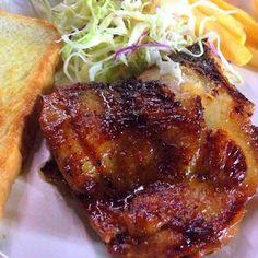 レシピとお料理がひらめくSnapDish - 117件のもぐもぐ - สเต็กไก่ชิลลี่อะไรซักอย่างยาวเกินโอ๋ไม่จำ by Jaoh Ohlunlaa