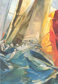 willard bond art | Mystic Seaport Art | Sea Art | Marine Art | Sailboat Art