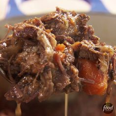 Master the perfect pot roast with The Pioneer Woman's recipe.
