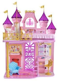 Disney Princess Royal Castle Mattel Amazon