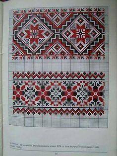 Beaded Cross Stitch, Cross Stitch Borders, Cross Stitch Rose, Cross Stitch Charts, Cross Stitch Designs, Cross Stitching, Cross Stitch Patterns, Chain Stitch, Folk Embroidery