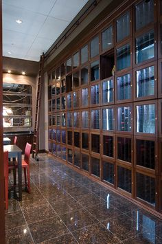 Secured Wine Lockers - Secure Wine Cages for Commercial Stores